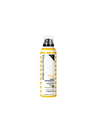 Diego Dalla Palma Diego Dalla Palma O'Solemio Transparent Spf15 Spray - Güneş Koruyucu Spray GKF15 150 Ml Renksiz